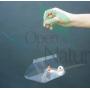 Transparent delta trap