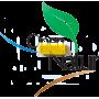 Pastilla biocida anti-insectes (vapona) per funnel / mosquer