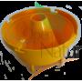 Funnel trap body